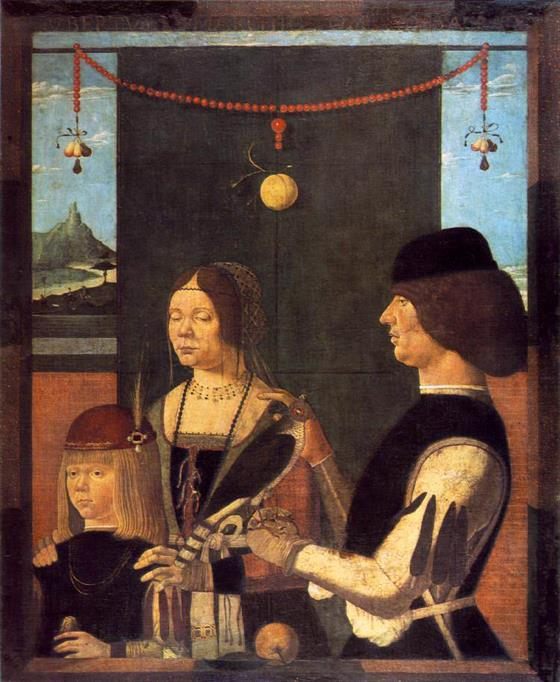 Family of Uberto de' Sacrati