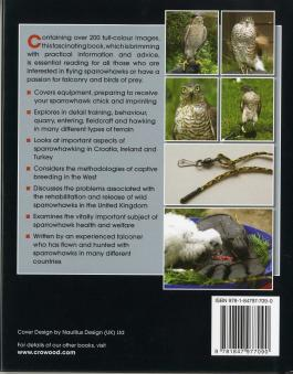 Sparrowhawks - A Falconer's Guide by Ben Crane