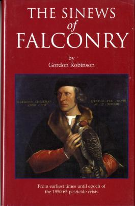 The Sinews of Falconry by Gordon Robinson - front cover