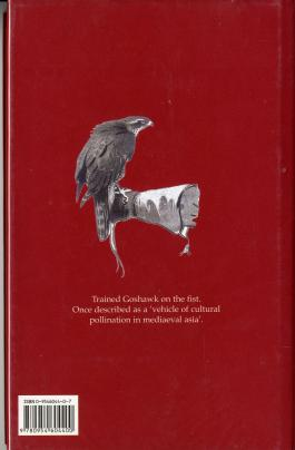 The Sinews of Falconry by Gordon Robinson - back cover