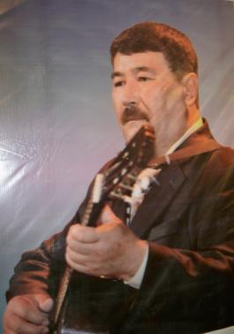 Beket Yesentayev (04.12.1958-06.01.2011) - a falconer and composer from Kazakhstan