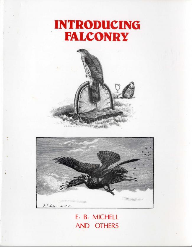 Introducing Falconry by E.B.Mitchell and others