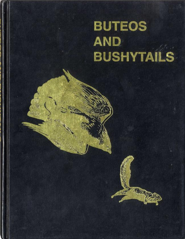 Buteos and Bushytails by Gary L. Brewer FC